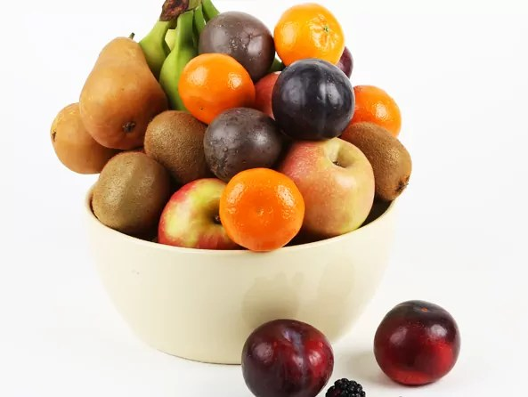 Fifteen Fruit Bowl