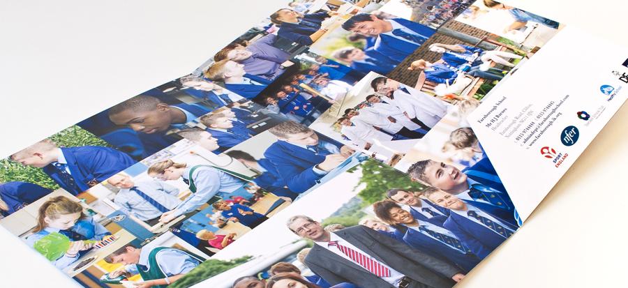 farnborough school folder design nottingham