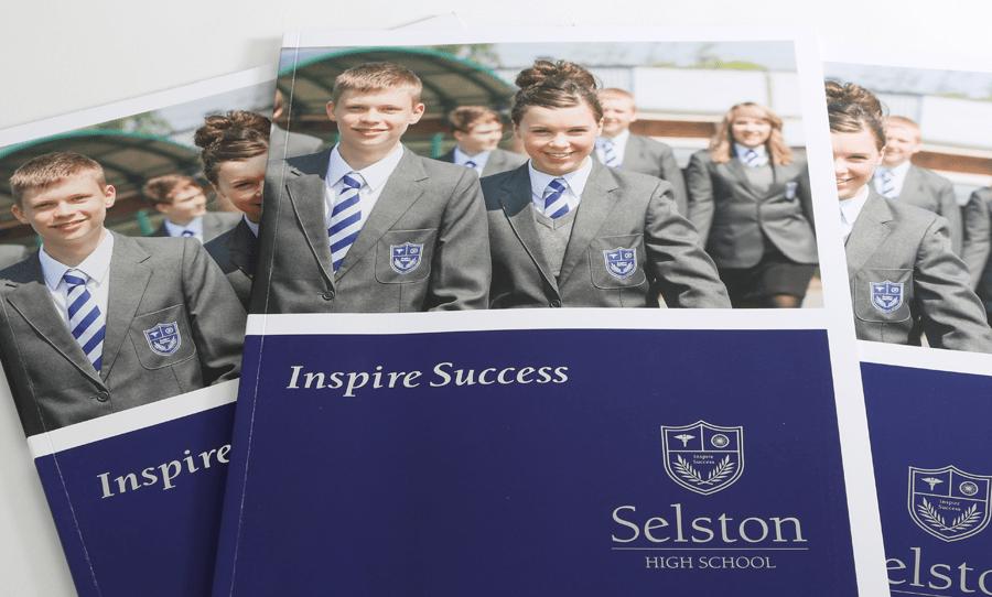selston high school prospectus