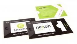 Nexon Rebrand Launch Mailer