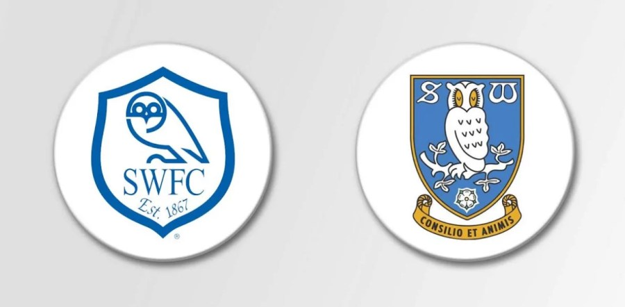 sheffield wednesday badge - fifteen design