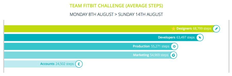 Team FitBit - Week 2