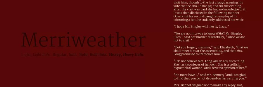 The Best of Google Web Fonts - Fifteen
