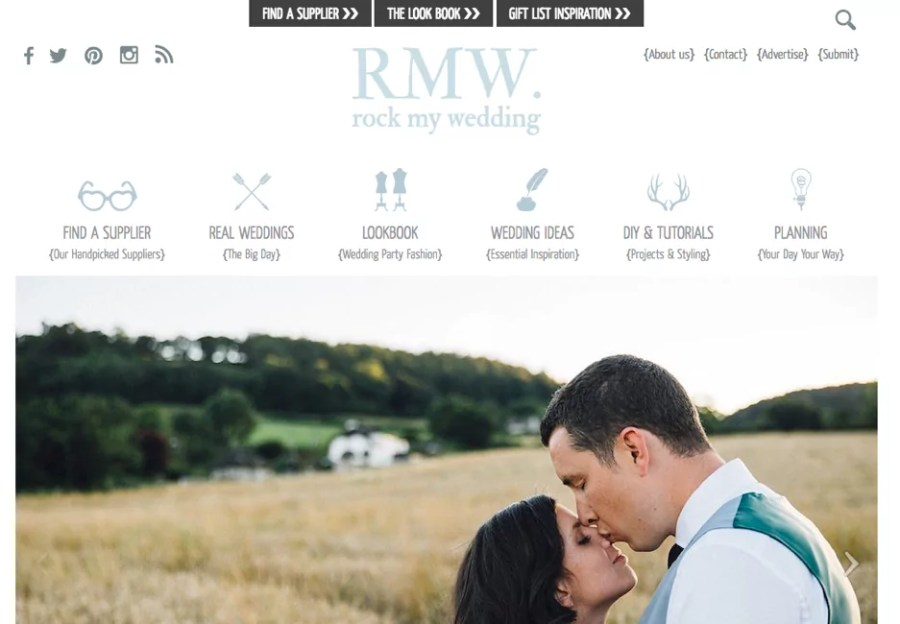 Rock my Wedding Digital Marketing