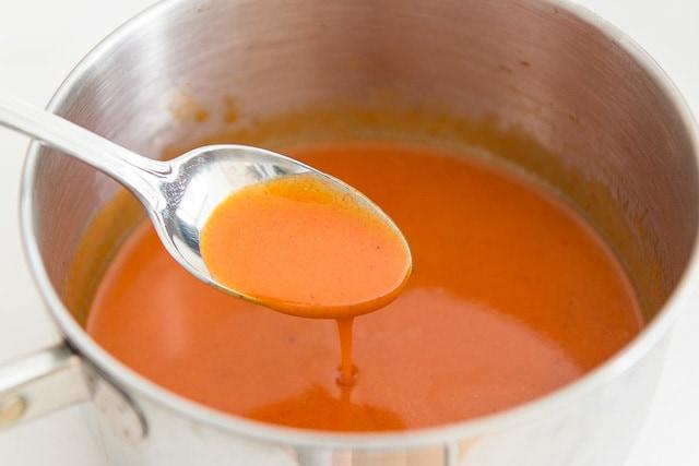 Buffalo Wing Sauce - Homemade Buffalo Sauce - Fifteen Spatulas