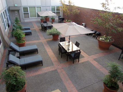 Beautiful 2nd Floor Patio