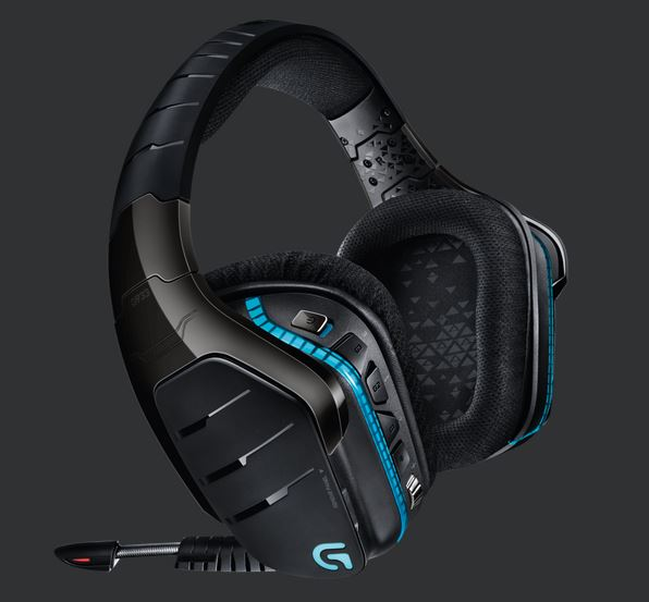 Logitech G933 Artemis Spectrum - Sturdily constructed headsets with superior sound quality