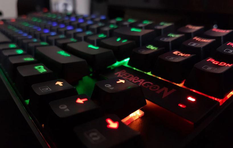 cool rgb keyboard designs