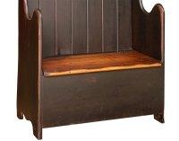 """Vintage 38"""" Foyer Bench"""