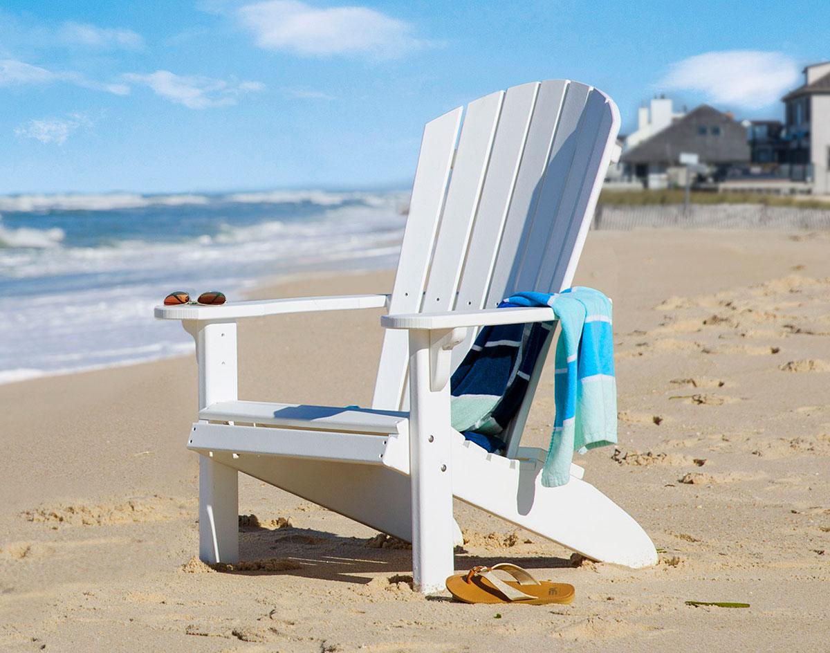 Poly Lumber Adirondack Chair