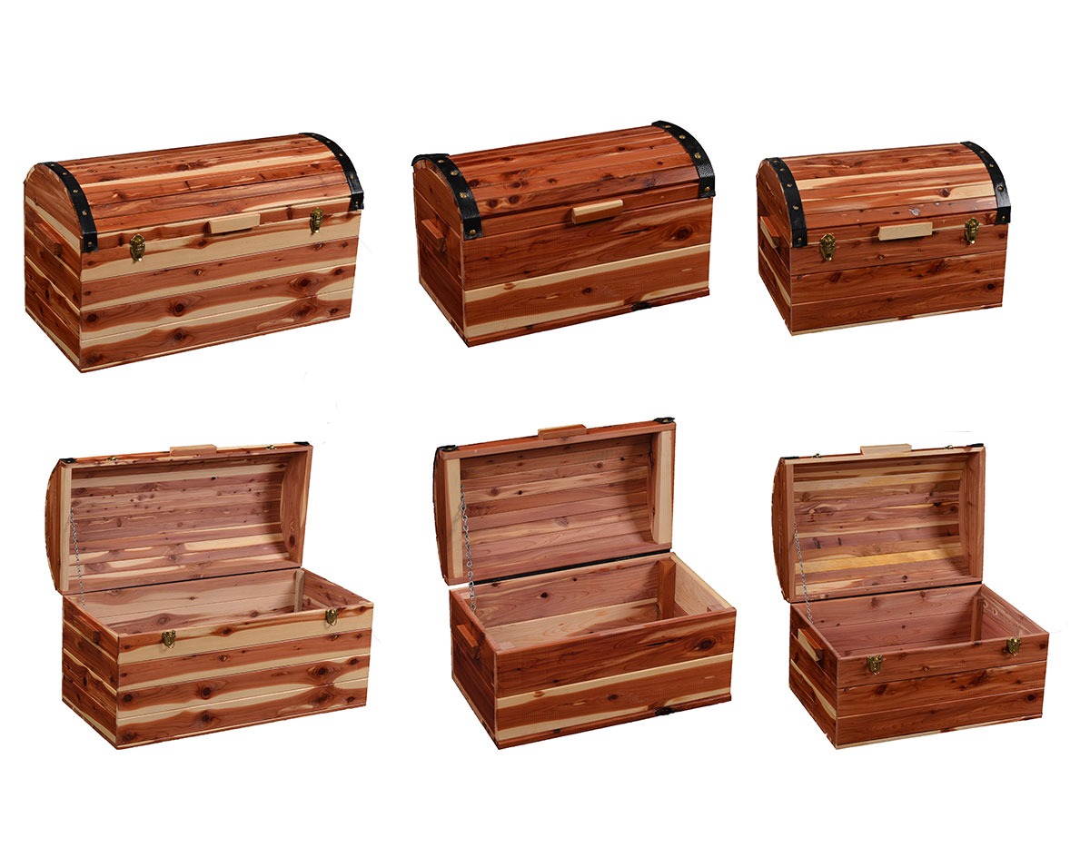 metal adirondack chairs revolving chair cylinder cedar treasure chest
