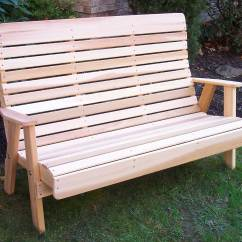 Adirondack Rocking Chairs Resin Wobble Chair Adhd Red Cedar Royal Highback Garden Bench