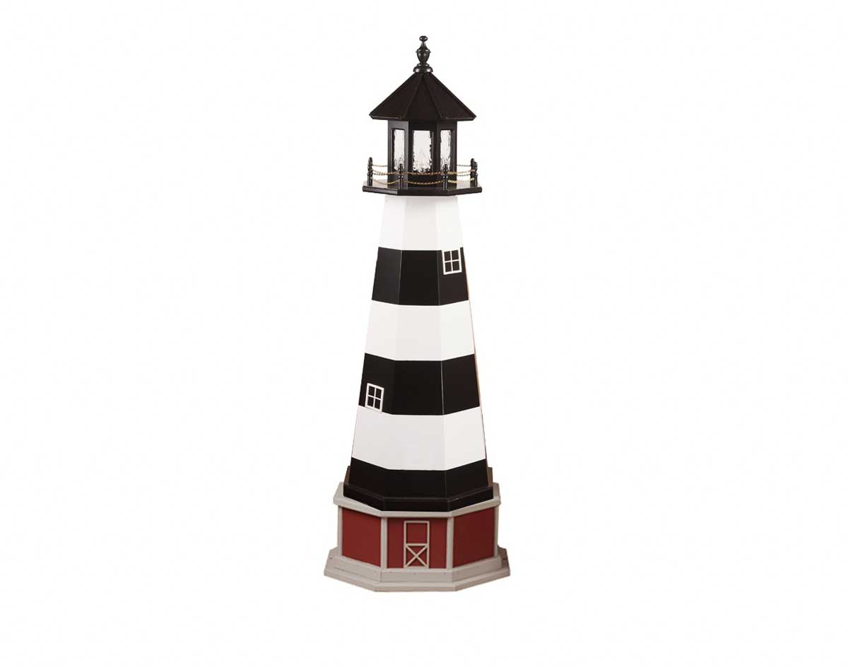 Poly LumberWooden Hybrid Cape Canaveral Lighthouse