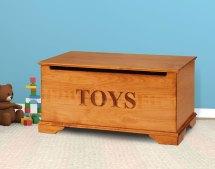 Bristol Maple Toy Chest