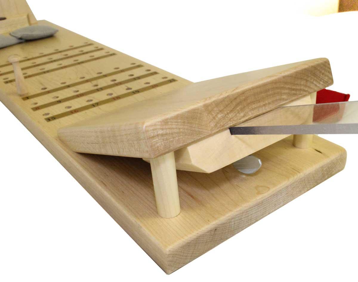 Mini Hooping Cornhole Game