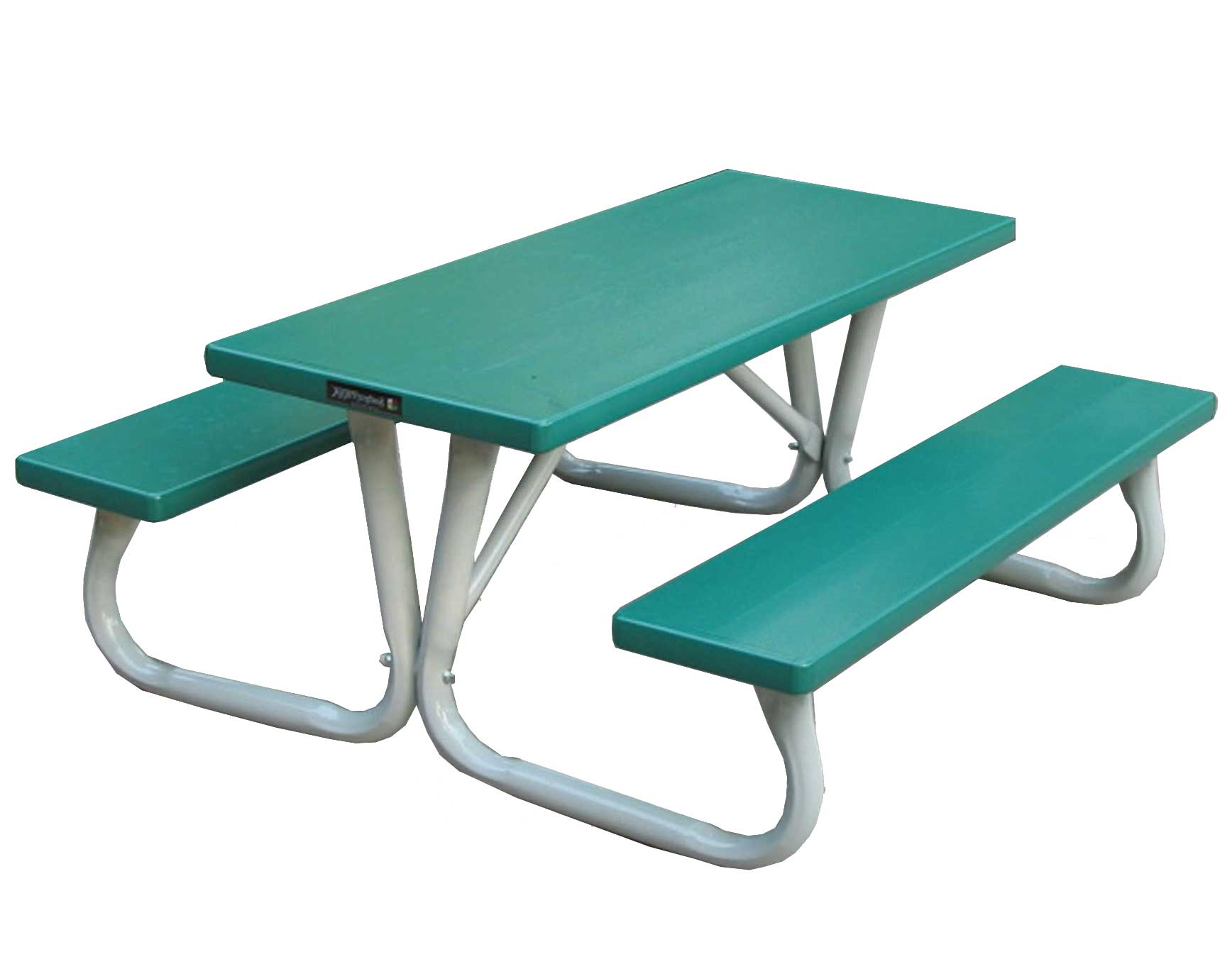 6 Aluminum Folding Kids Picnic Table