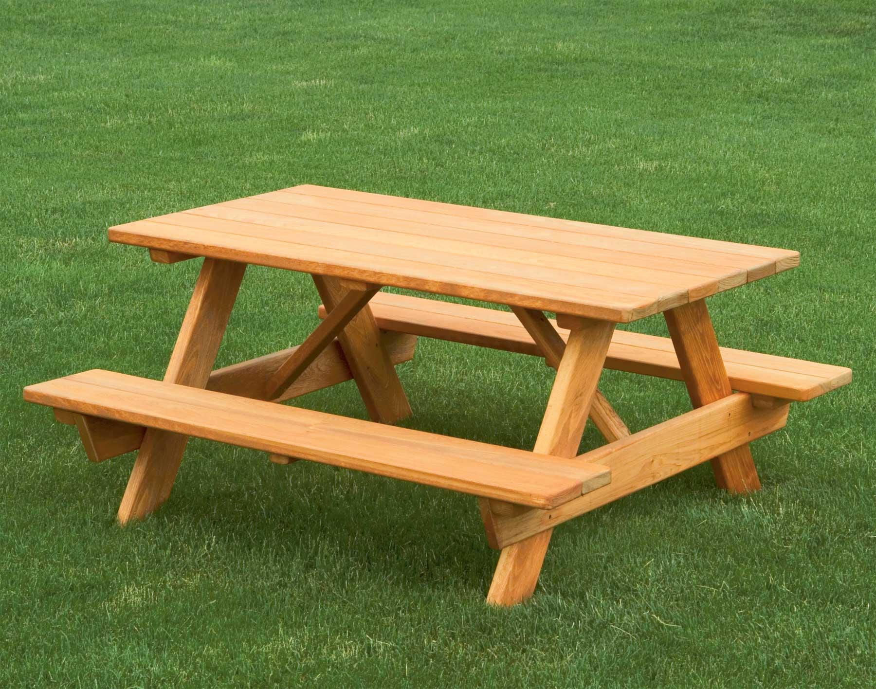 Cypress Kids Picnic Table