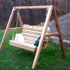 Swing Chair With Stand Pepperfry Swivel Club Chairs Upholstered Red Cedar