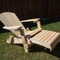 Outdoor Folding Chair With Footrest Dining Covers In Spanish Treated Pine Adirondack W