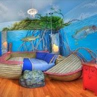 Παιδικά δωμάτια με φαντασία
