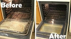 Καθαρίστε το φούρνο σας
