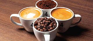 Πόση καφεΐνη περιέχουν τα διάφορα είδη καφέ που καταναλώνουμε;