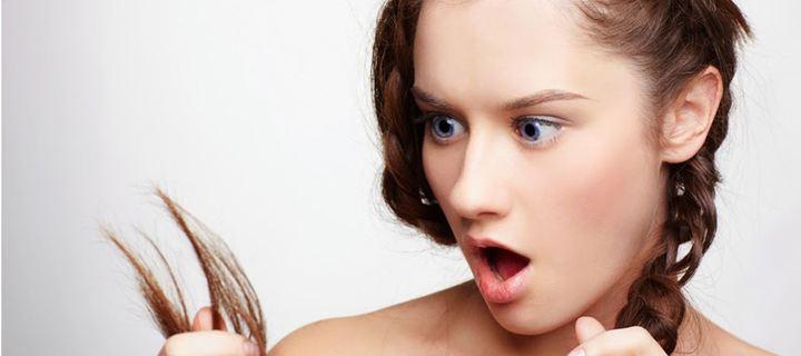 Μάσκα μαλλιών για την καταπολέμηση της ψαλίδας