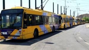 Χωρίς τρόλεϊ η Αθήνα για 12 ώρες την Πέμπτη