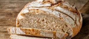 Απλό και εύκολο σπιτικό ψωμί με μπύρα