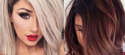 Αυτές είναι οι πιο hot αποχρώσεις στα μαλλιά για το 2018!