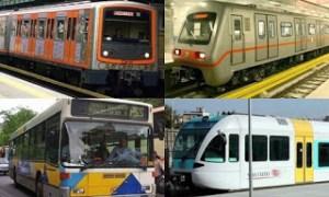 Για πρώτη φορά μετρό και μετά τα μεσάνυχτα φέτος την Πρωτοχρονιά – Πώς θα κινηθούν τα ΜΜΜ