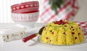 Ρύζι γιορτινό με ρόδι