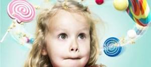 Πώς να περιορίσετε τα γλυκά στα παιδιά