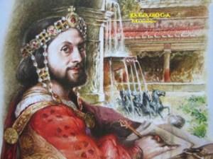 Ο ιδρυτής της Μακεδονικής δυναστείας