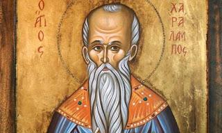 Αγιος Χαράλαμπος- 10 Φεβρουαρίου: Βίος και θαύματα