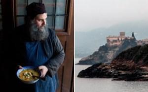 Η νηστήσιμη μαγειρική του Αγίου Όρους – Πληθωρική, πολυσυλλεκτική, λιτή και με ξεκάθαρη μεσογειακή ταυτότητα