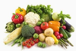 Ξήρανση λαχανικών