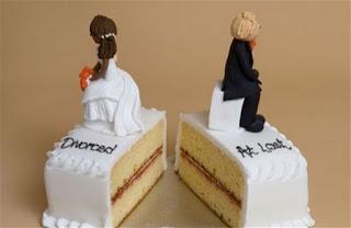 """Τα διαζύγια… κάνουν την πίεση να """"χτυπά κόκκινο"""""""