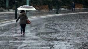 Λασποβροχές και καταιγίδες