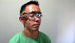 Μαθητής από την Άρτα έφτιαξε ειδικά γυαλιά για τυφλούς!