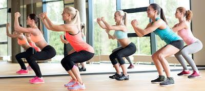 Αερόβια γυμναστική για υγιές σώμα και πνεύμα