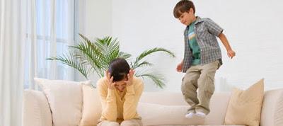 Για ποιους λόγους ένα παιδί είναι υπερκινητικό