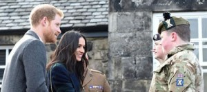 Ένοπλες δυνάμεις και special guests στον γάμο του πρίγκιπα Harry και της Meghan