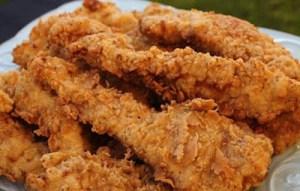 Ένα διαφορετικό κοτόπουλο πανέ