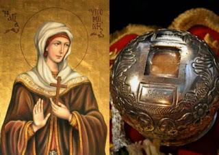 Αγία Υπομονή, η αυτοκράτειρα που έγινε μοναχή και προστάτιδα των φτωχών
