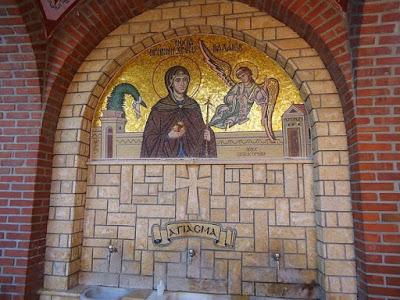 Αγία Ειρήνη Χρυσοβαλάντου: Το μοναστήρι της Αγίας στη Λυκόβρυση (ΦΩΤΟ+ΒΙΝΤΕΟ)