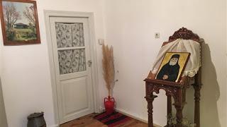 Αυτό είναι το σπίτι του Αγίου Παΐσιου στην Κόνιτσα. Δείτε το βίντεο