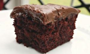 Νηστίσιμη συνταγή: Κέικ με κακάο χωρίς αυγά, γάλα και βούτυρο
