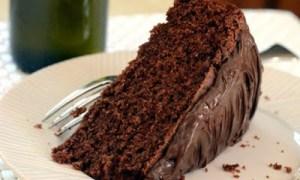 Κέικ σοκολάτας χωρίς βούτυρο – Δοκιμάστε το!