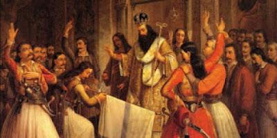 Ιστορικό ντοκουμέντο: Η Διακήρυξη του Παλαιών Πατρών Γερμανού για την επανάσταση του 1821